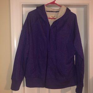New Purple Jacket